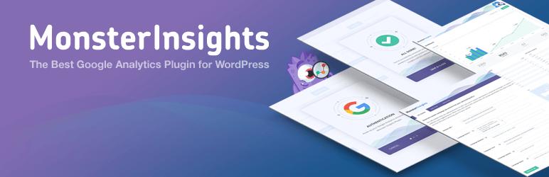 Google Analytics for WordPress by MonsterInsights Plugin