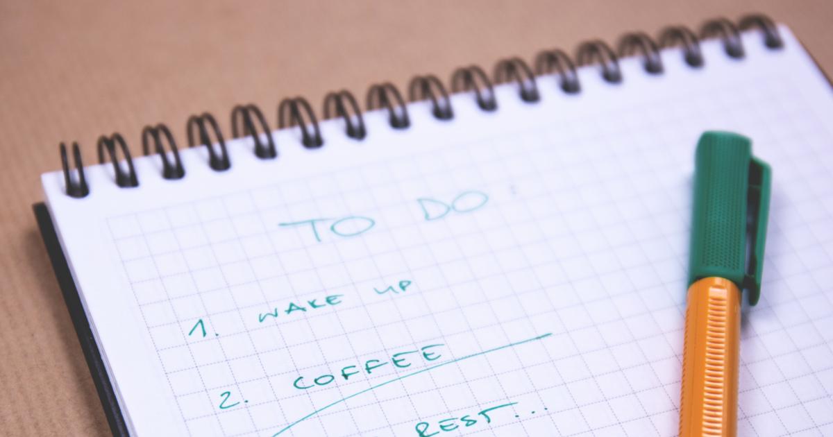 Construindo uma lista de tarefas que funciona