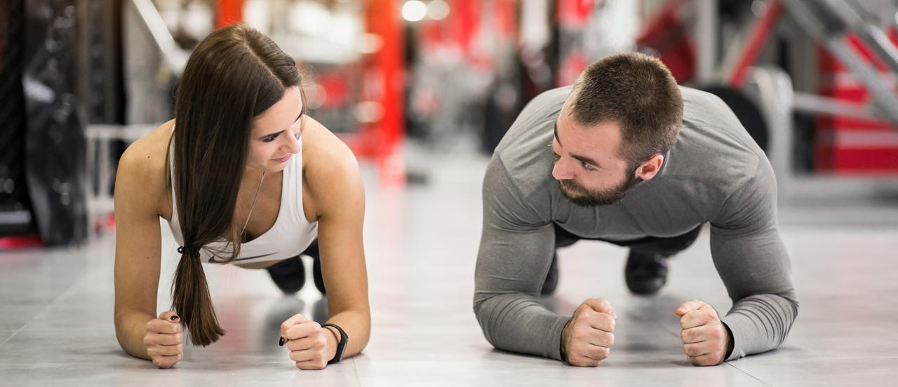 Exercícios físicos aeróbicos para produção de endorfina